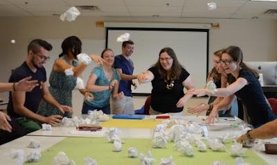Model Pembelajaran Snowball Throwing