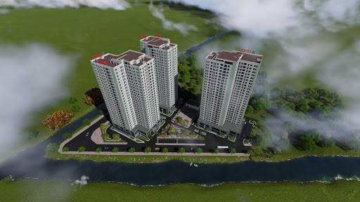 Toàn cảnh Dự án Chung cư X2 Đại Kim
