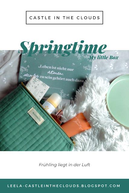My little Box Springtime Unboxing März 2020
