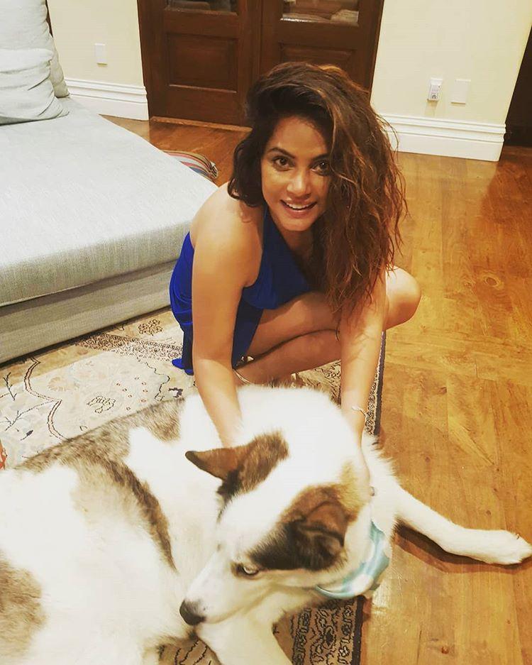 South Indian Hot yoga Neetu Chandra photos