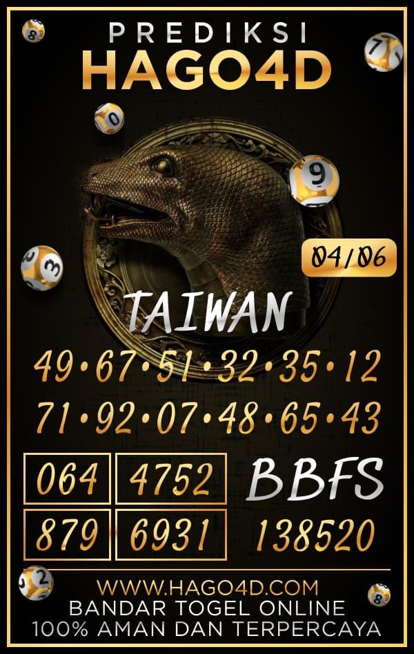 Hago4D - Bocoran Togel Taiwan