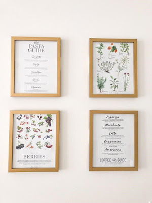 Image of food and dining prints