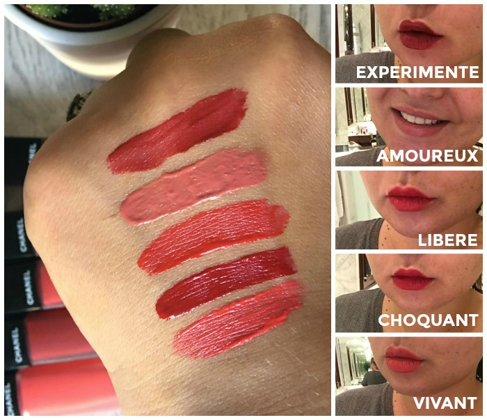 Chanel Rouge Allure Ink Matte Liquid Lip Colour: review, pics, swatches