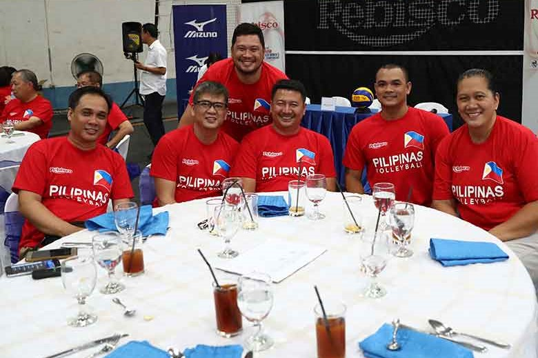 Volleying the ball to memory lane with the PH National Volleyball Team