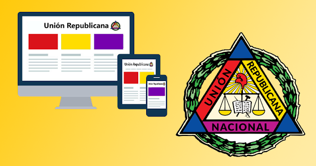 Inauguramos la web de Unión Republicana