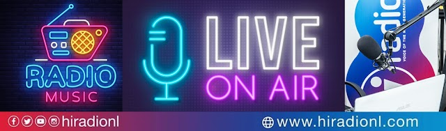 HI RADIO NL STREAMING LIVE ON AIR