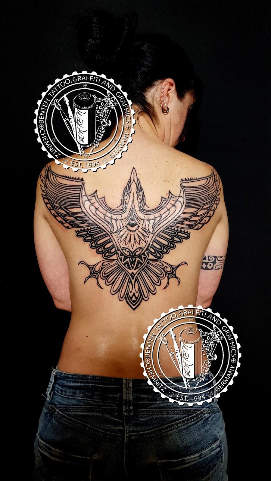 Benten Tattoo Chemnitz - Tattoostudio Chemnitz - Tattoo Studio Chemnitz