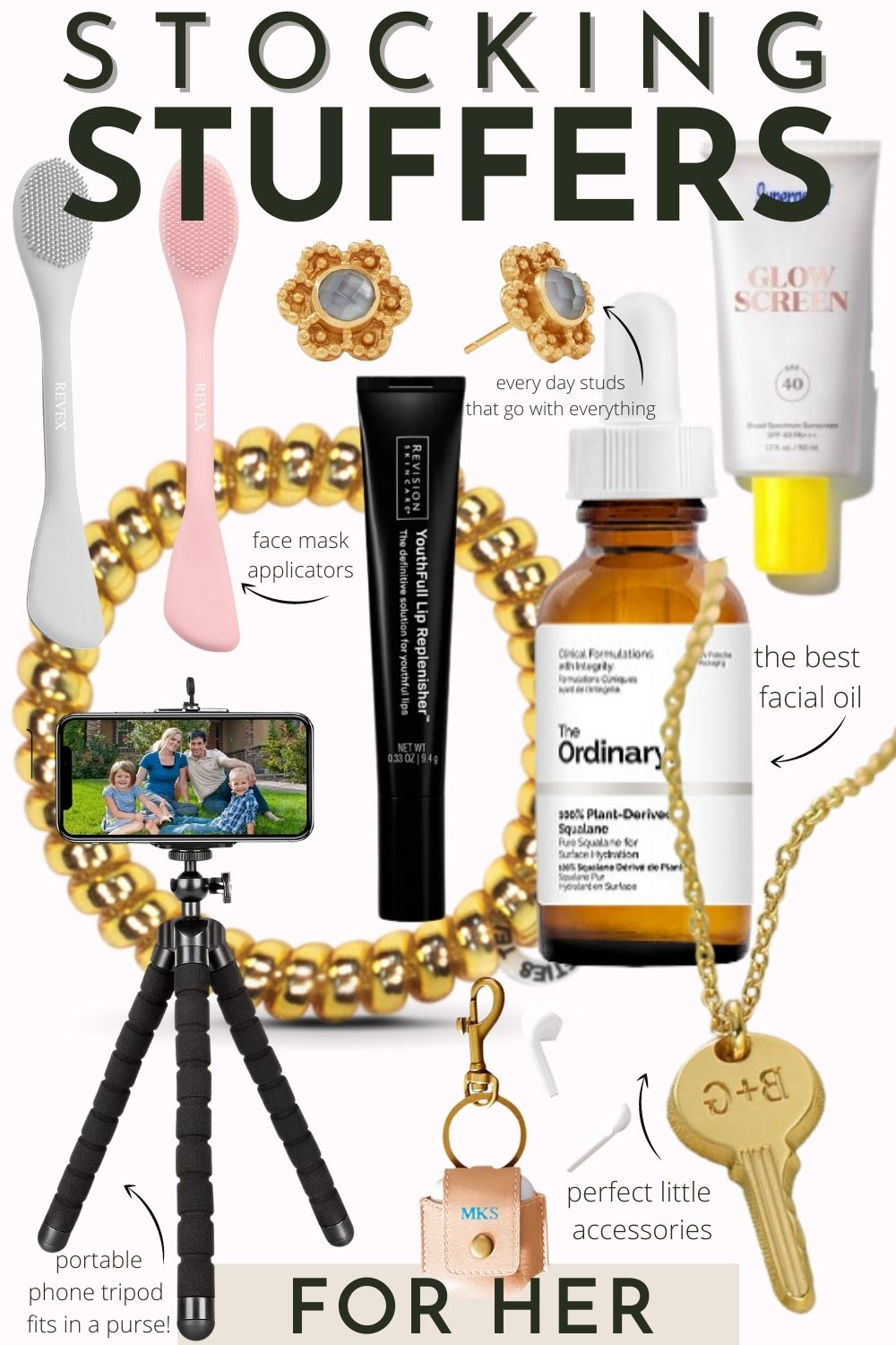The Best Stocking Stuffers for Women