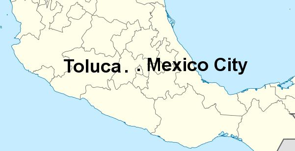 Toluca Mexico Map Toluca Mexico Map | compressportnederland Toluca Mexico Map