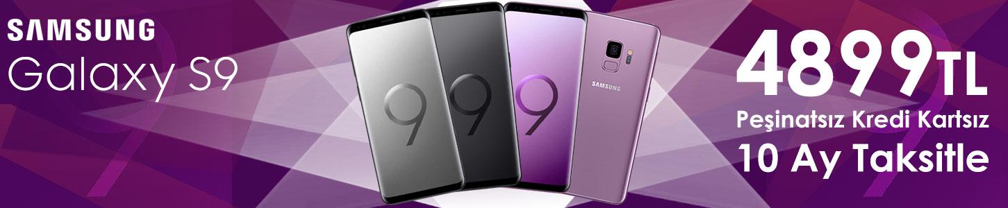 Samsung Galaxy S9 Kampanyası