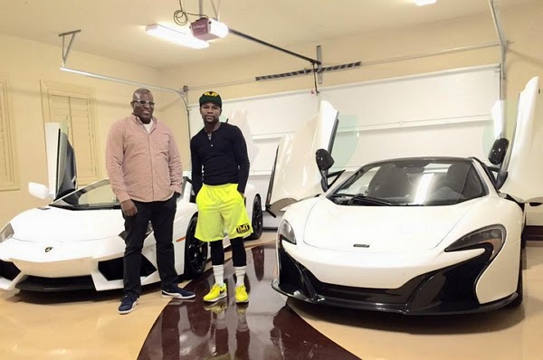 floyd mayweather nigerian car dealer