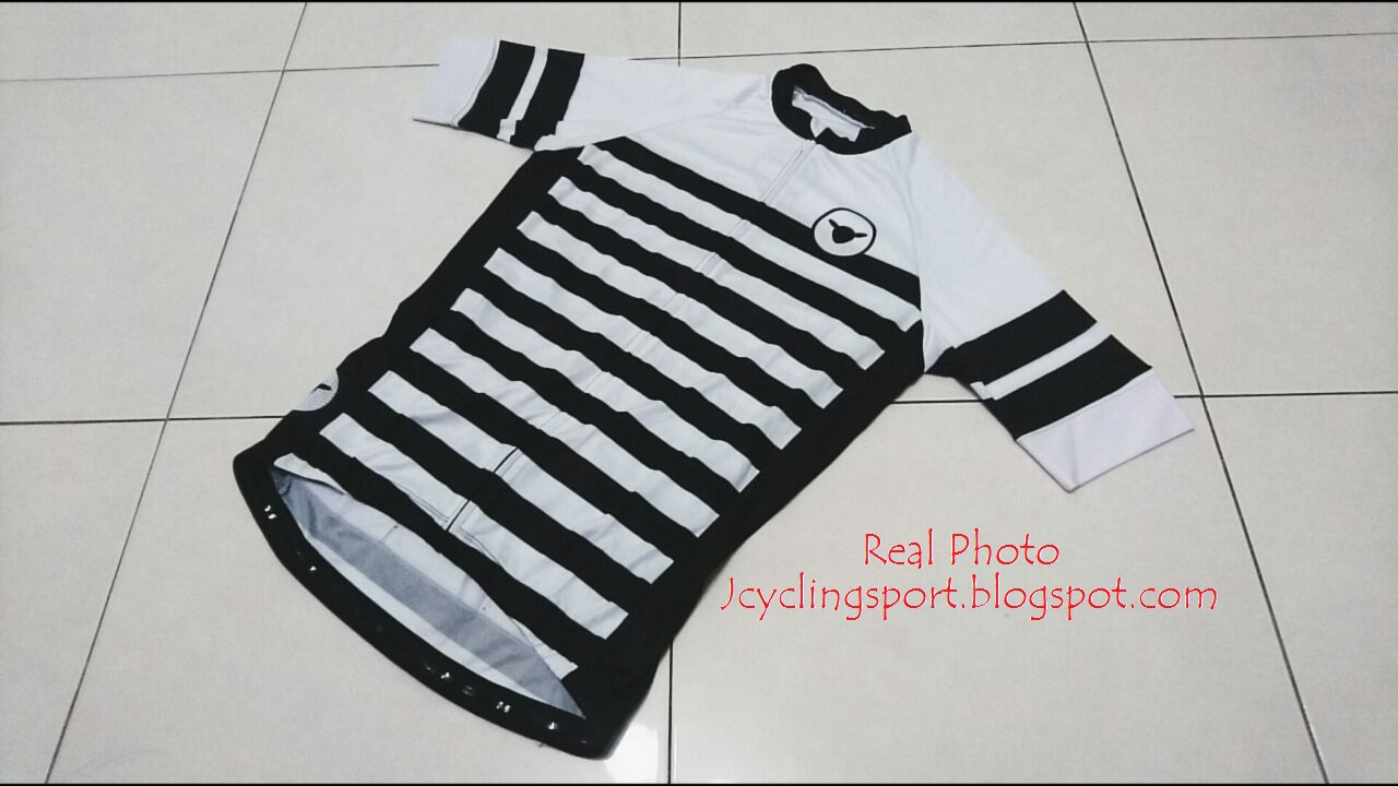 Black Sheep Cycling Striped Blackbelly Jersey 683058bee