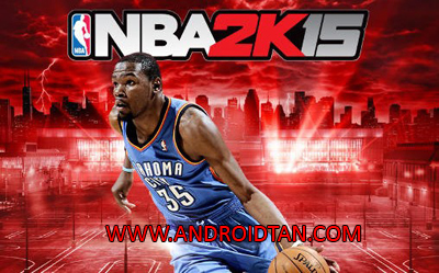 NBA 2K15 Apk + Data v1.0.0.58 Android Latest Version 2017