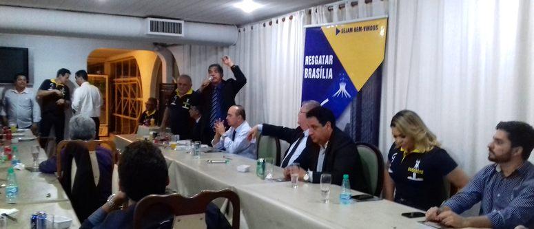resgatar brasilia - sen Hélio José - Atualidade Politica - foto: Emerson Tormann