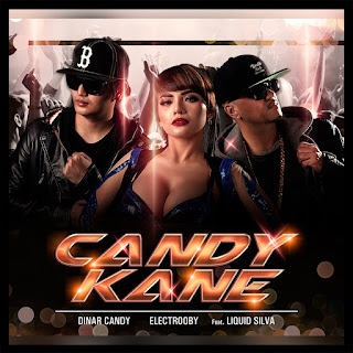 Dinar Candy, Electrooby & Liquid Silva Candy Kane (feat. Electrooby & Liquid Silva)