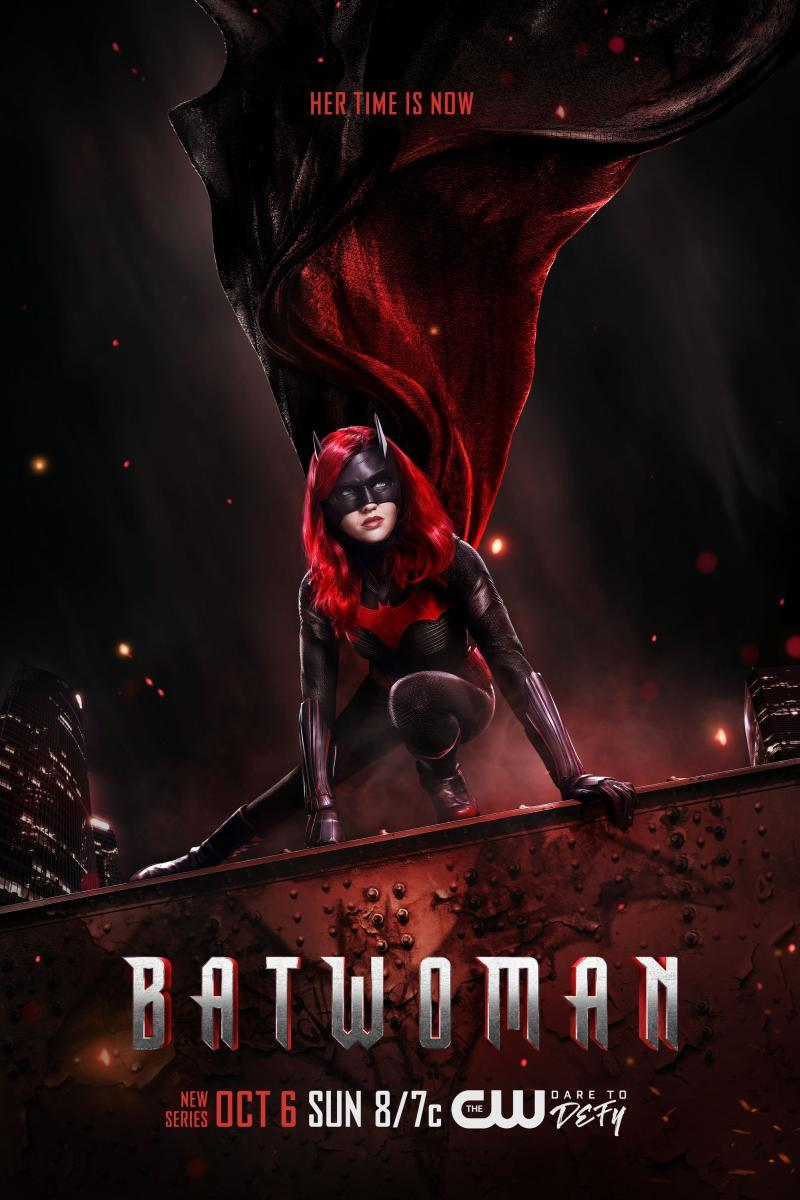 Batwoman Temporada 1 Ingles Subtitulado 720p
