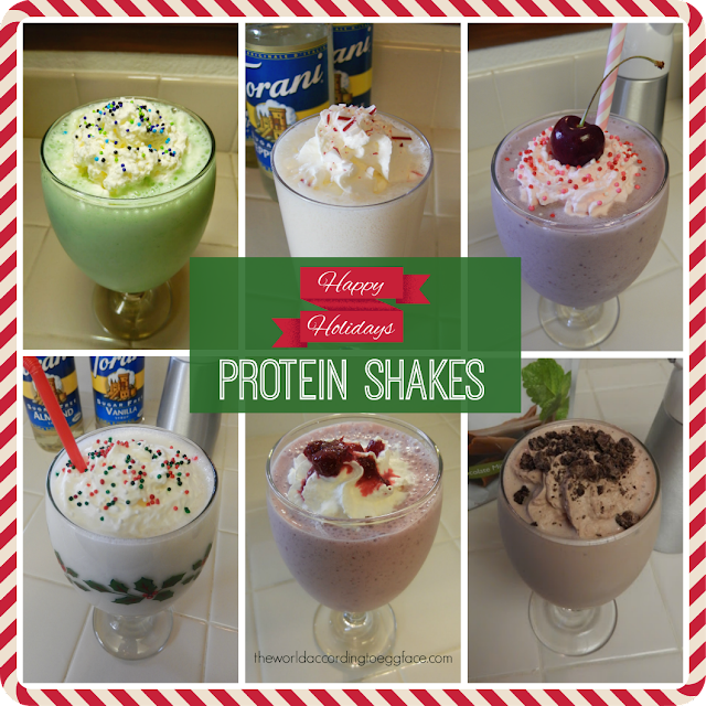 Happy%2BHolidays%2BProtein%2BShakes%2Bsmall Weight Loss Recipes Eggface Holiday Protein Shakes and Instagram Giveaway