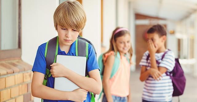 Mengatasi Bullying Yang Marak Terjadi