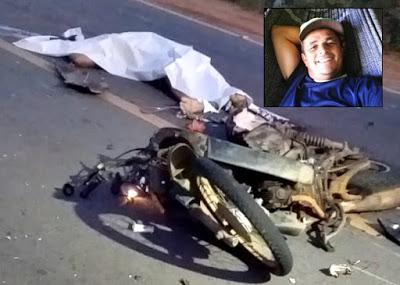 Acidente deixa vítima fatal na BR-349, em Itapicuru