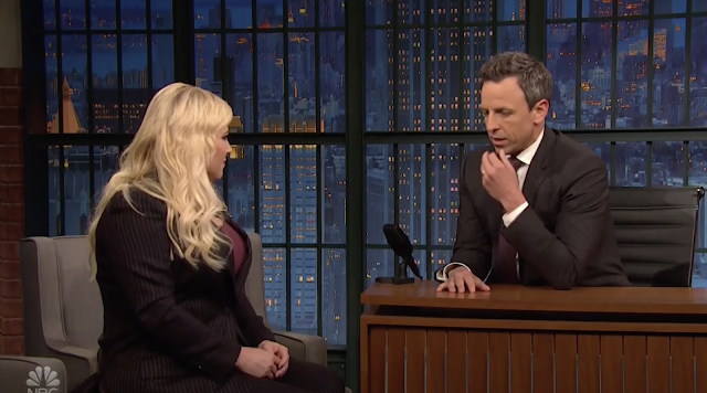 Meghan McCain Calls Out Seth Meyers Over Ilhan Omar Defense