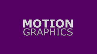 Dafi Deff Contoh Penggunaan Motion Graphics