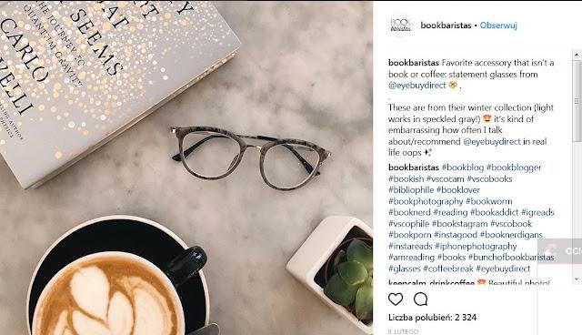 książka, Instagram, gookstagram, społeczność książki wizualizacja czytania