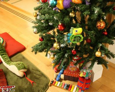 クリスマスツリー玩具