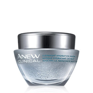 avon catalog anew clinical overnight hydration mask