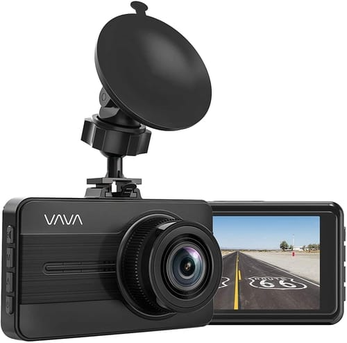 Review VAVA Full HD Car DVR Dashboard Camera