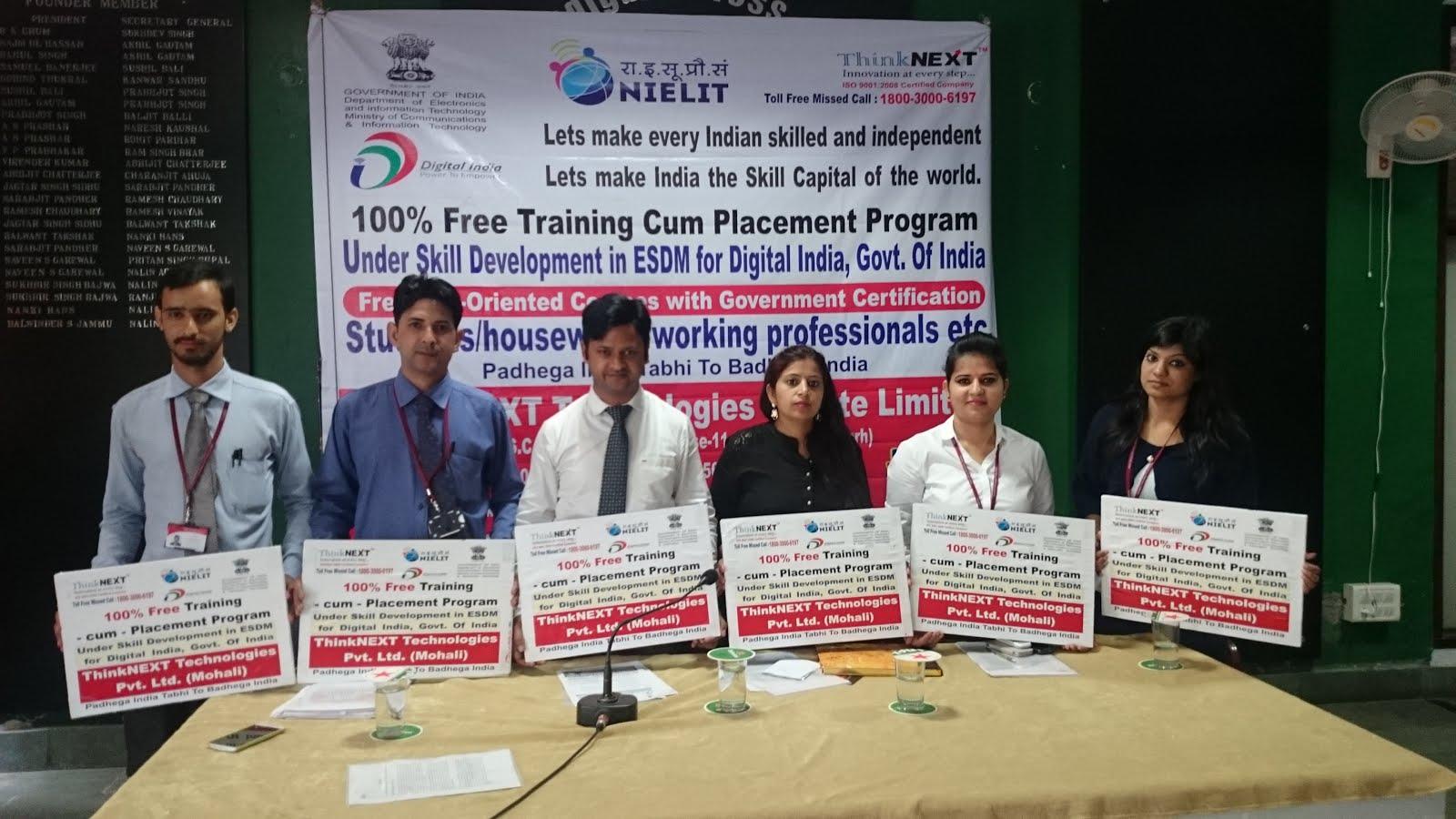 121newsonline com: ThinkNEXT Launch Free Skill Development