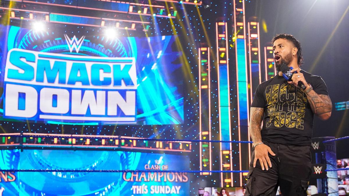Jey Uso poderá entrar em rivalidade com seu irmão após o WWE Hell in a Cell