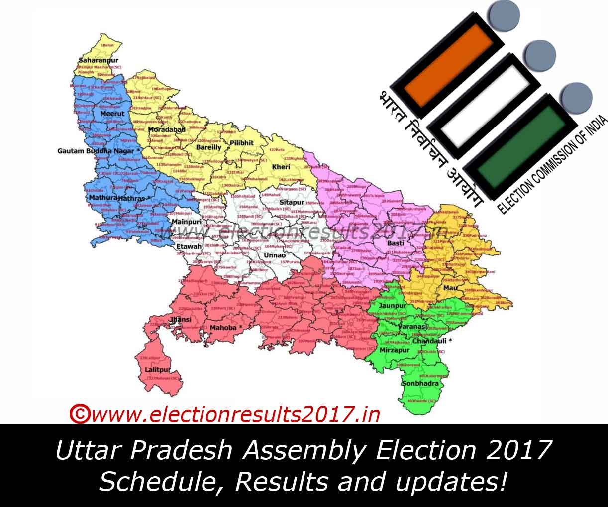 Uttar Pradesh Assembly Elections 2017