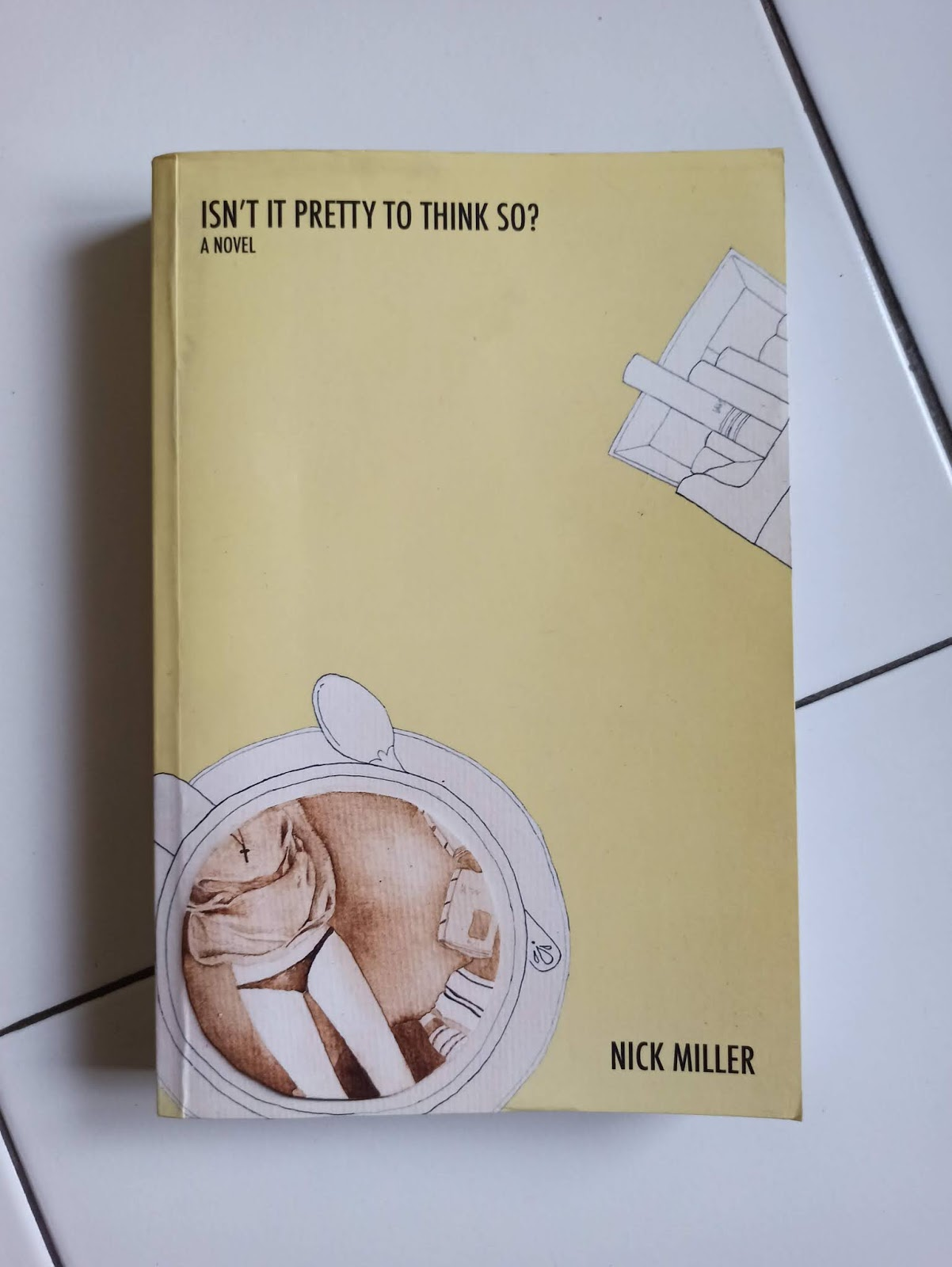 Novel by Nick Miller