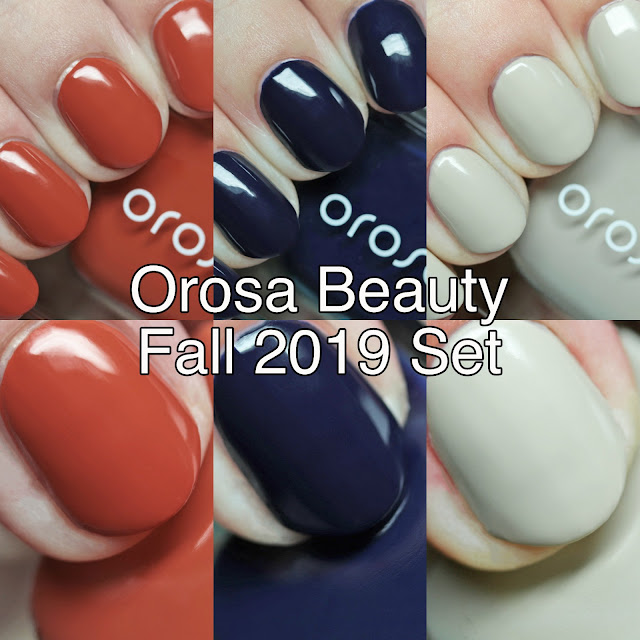 Orosa Beauty Fall 2019 Set