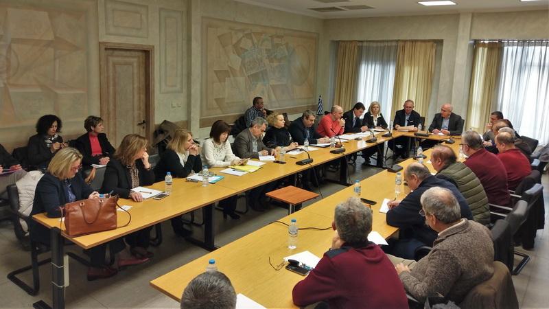 Σύσκεψη φορέων Υγείας στην Περιφέρεια Αν. Μακεδονίας - Θράκης για τον κορωνοϊό
