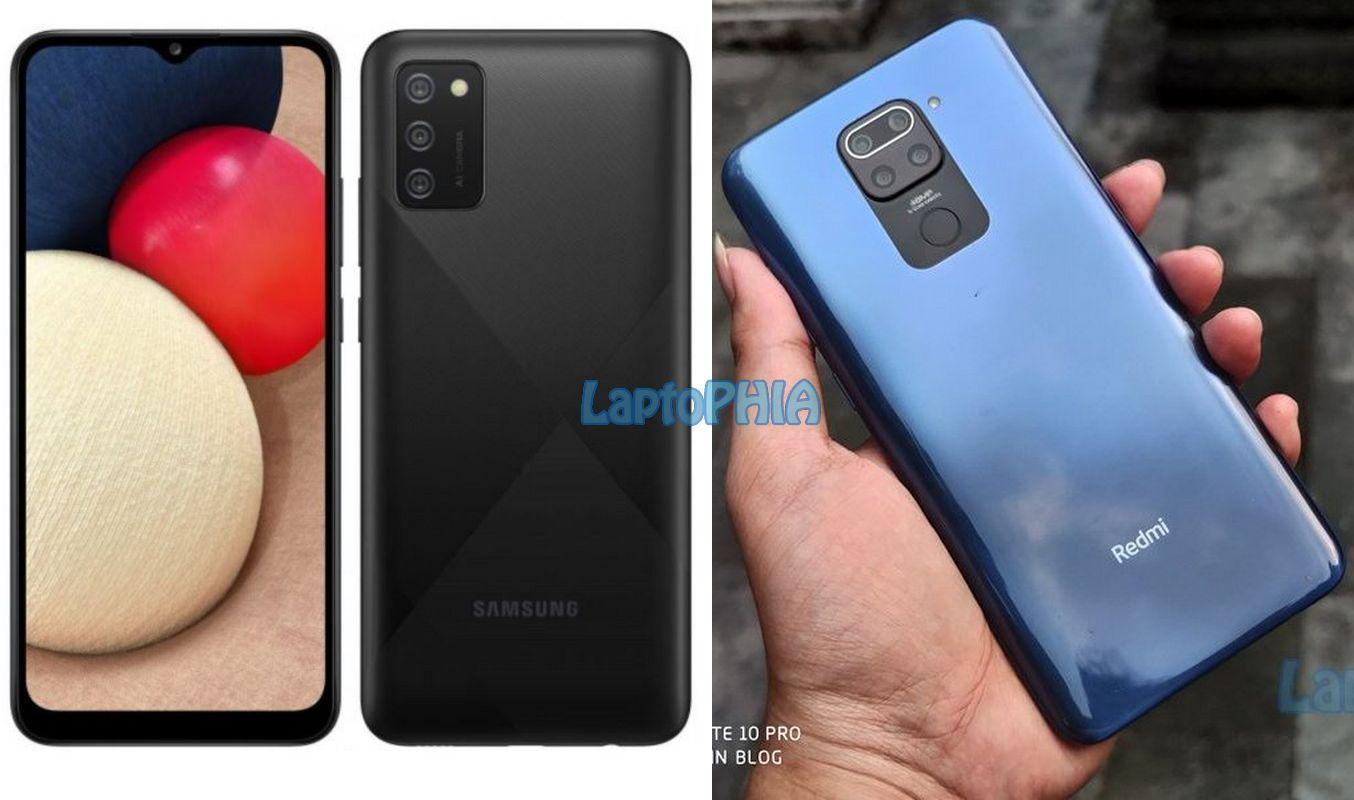 Duel Samsung Galaxy A12 vs Xiaomi Redmi Note 9: Harga Beda Tipis, Mana yang lebih Unggul?