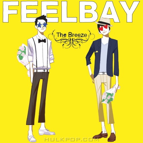 FEELBAY – The Breeze – EP