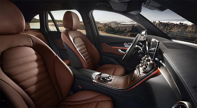 Đánh giá Mercedes GLC 300 4MATIC Coupe 2021