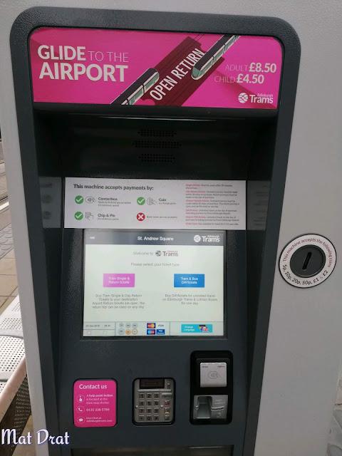 Tips Percutian Backpacker Edinburgh Airport Transfer