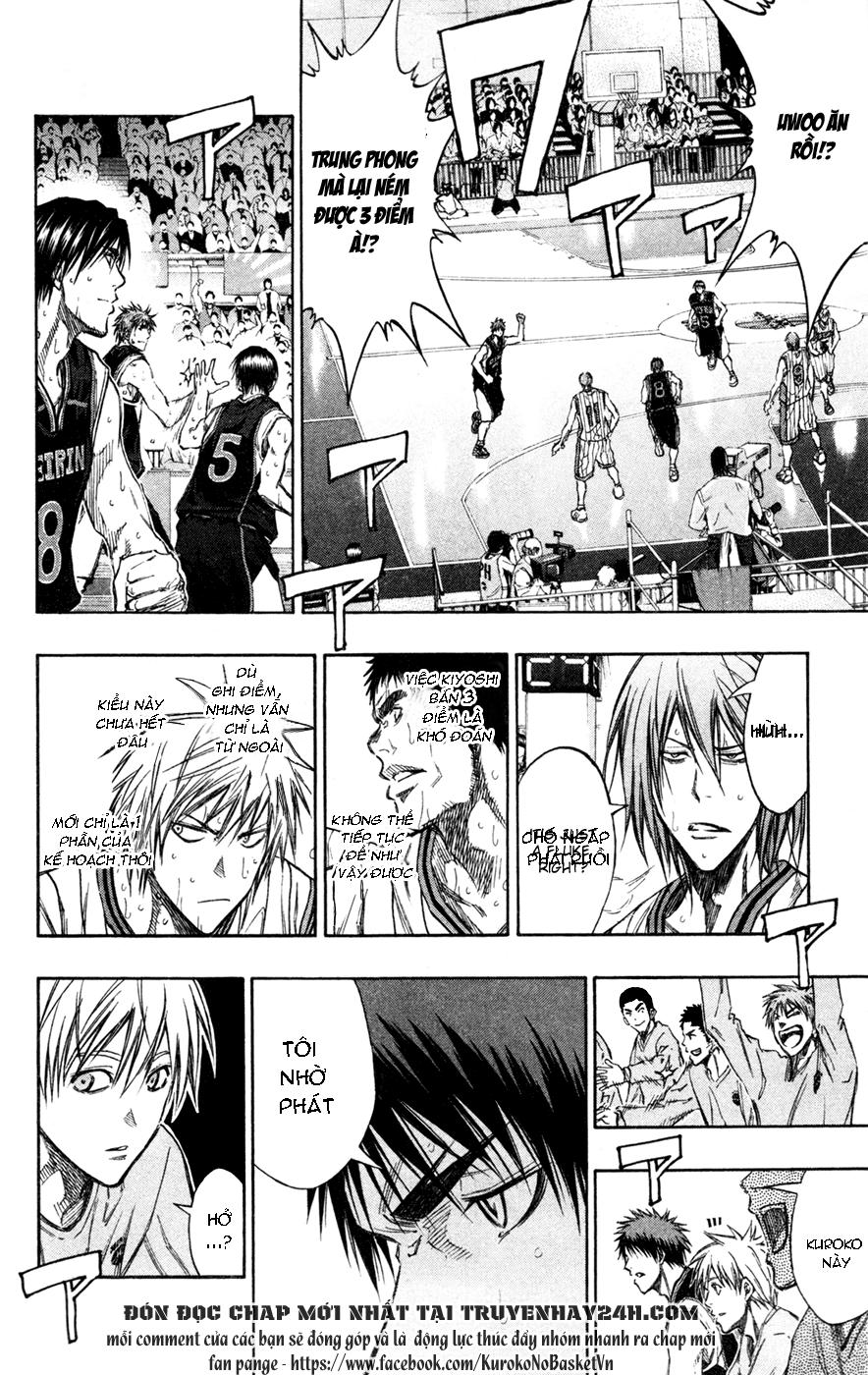 Kuroko No Basket chap 152 trang 10