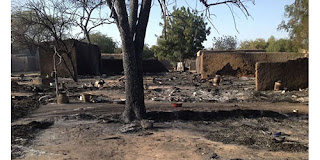 Four Die As Suicide Bomber Hits Borno Mosque