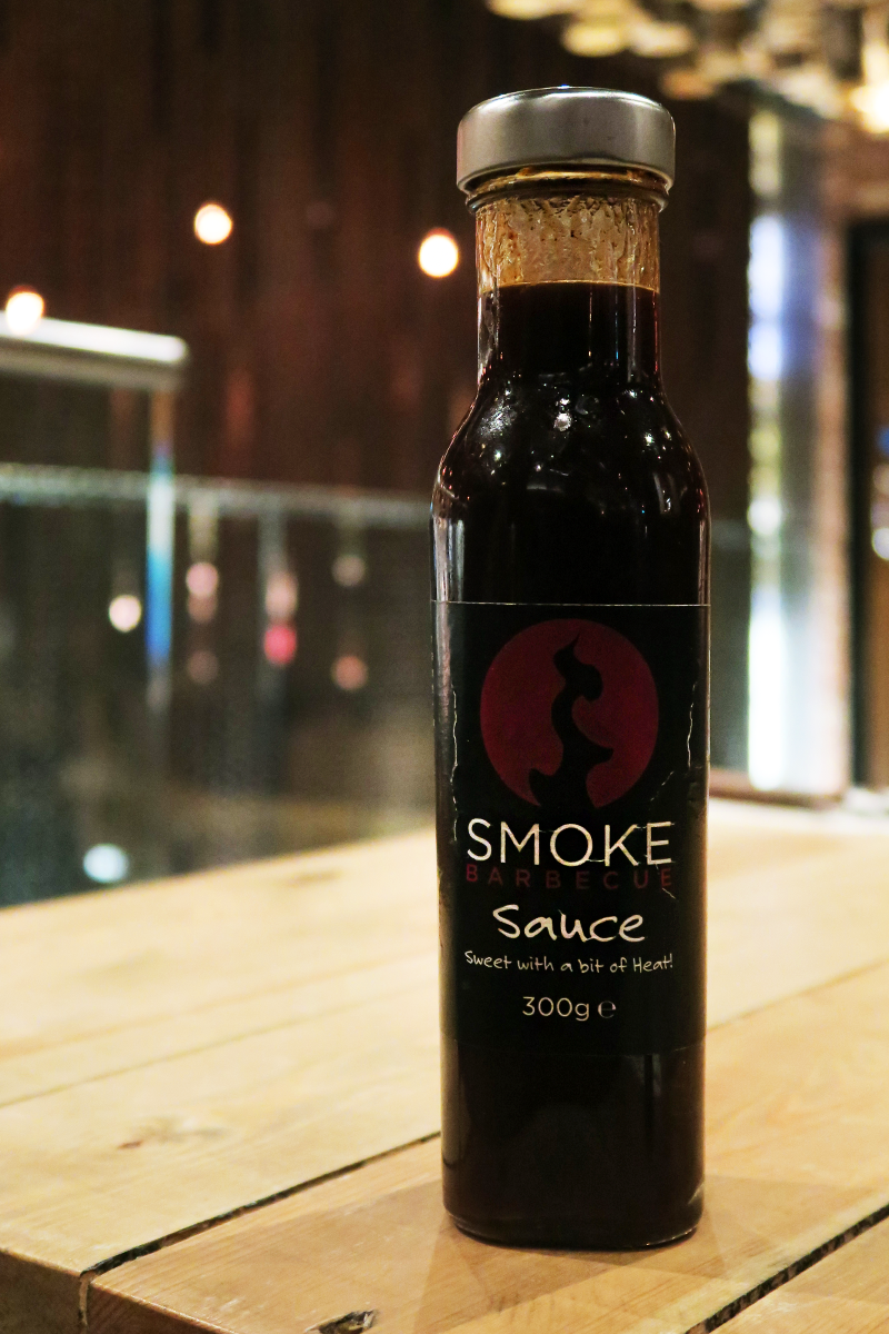 Smoke Barbecue Sauce at Smoke Barbecue Leeds