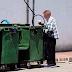 Detenido dos veces en tres días por quemar contenedores en Torrevieja