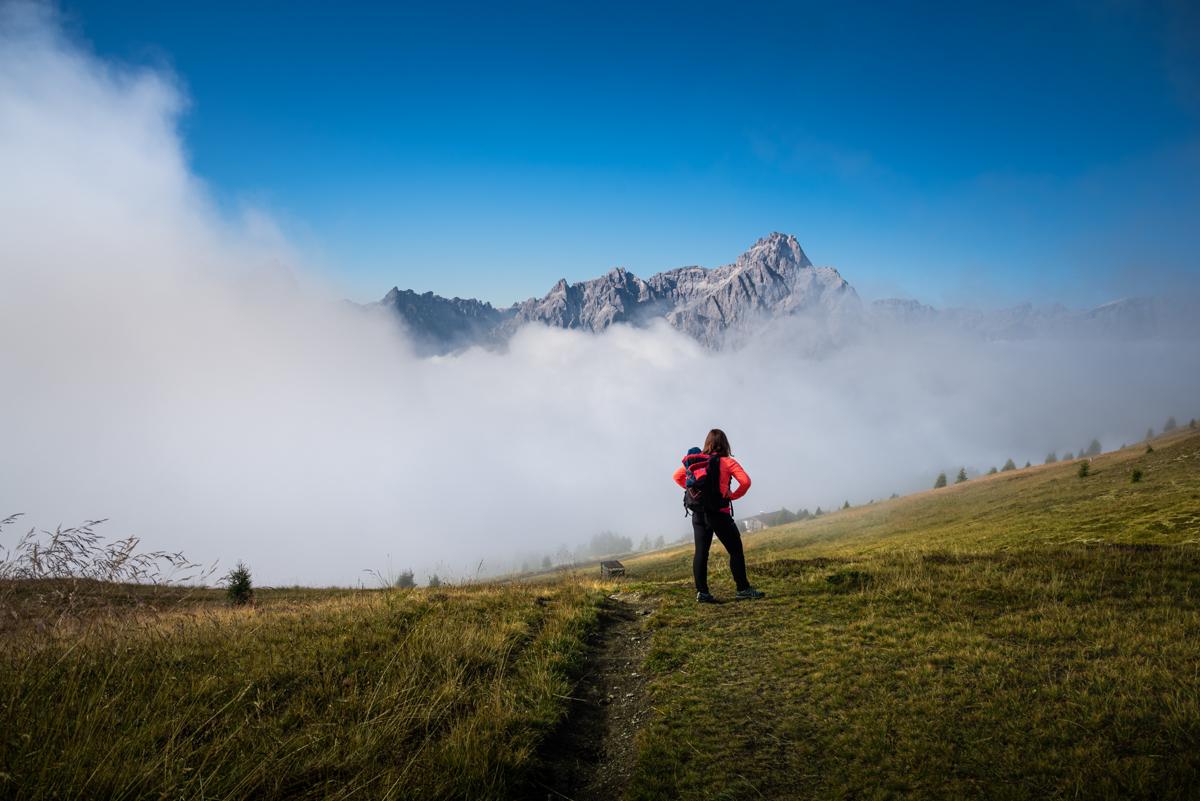 Jesień w Alpach