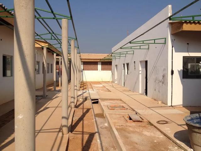 Obras da Casa de Saúde Indígena iniciadas em 2015 devem ser retomadas em Guajará-Mirim