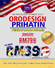 Kempen Dealer Emas Prihatin RM399 SHJ