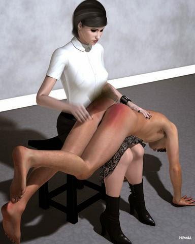 women who spank
