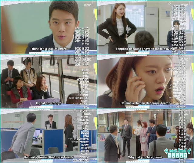 ho won get the contract job with the two others - 2 Radiant Office: Episode 2 Preview