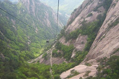 Yellow Mountain ou Huang Chan - China