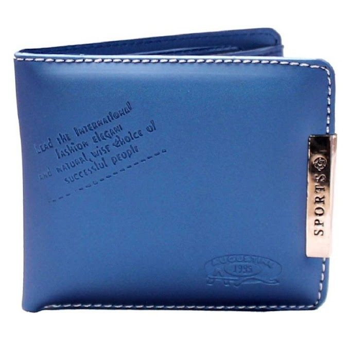 MENS CLASSIC STYLISH LEATHER WALLETS